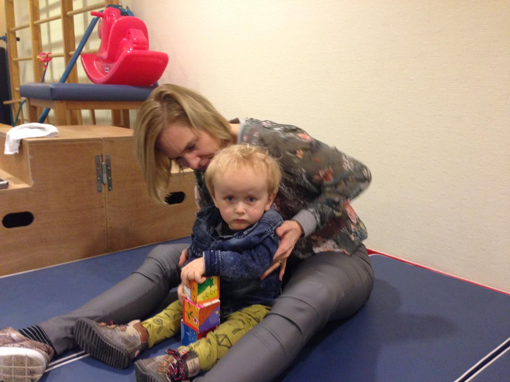 Beweging voor kinderen is belangrijk, dat leren ze bij kinderfysiotherapieregiowestland
