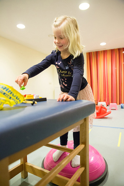 Kinderfysiotherapie Regio Westland - Aanmelden