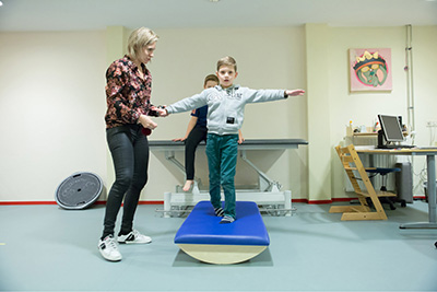 Kinderfysiotherapie Regio Westland - Medische Trainings Therapie