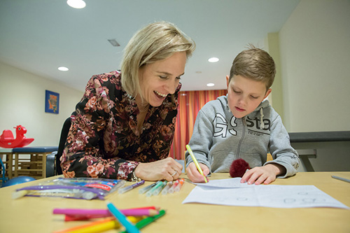 Kinderfysiotherapie Regio Westland - Oudere kinderen