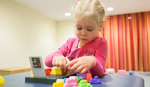 Kinderfysiotherapie Regio Westland - Peuters en Kleuters